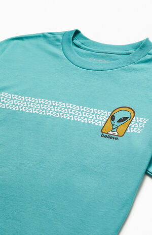 Believe Horizontal T-Shirt image number null