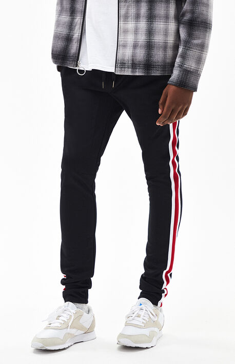 Side Stripe Pants Pacsun