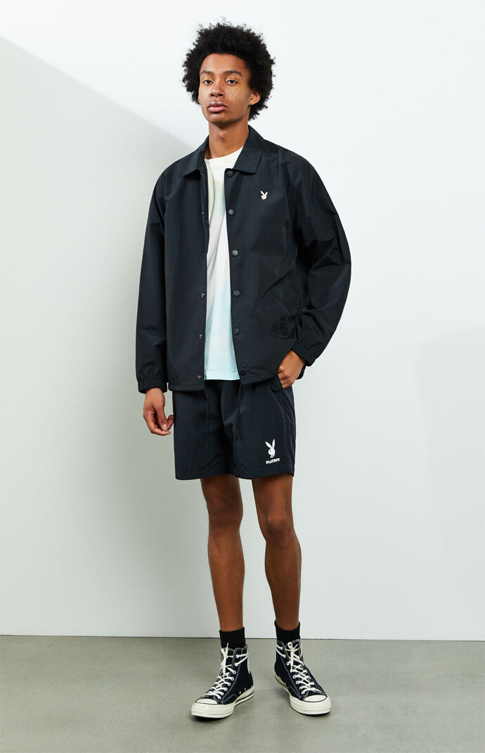 By PacSun Logo Coach Jacket