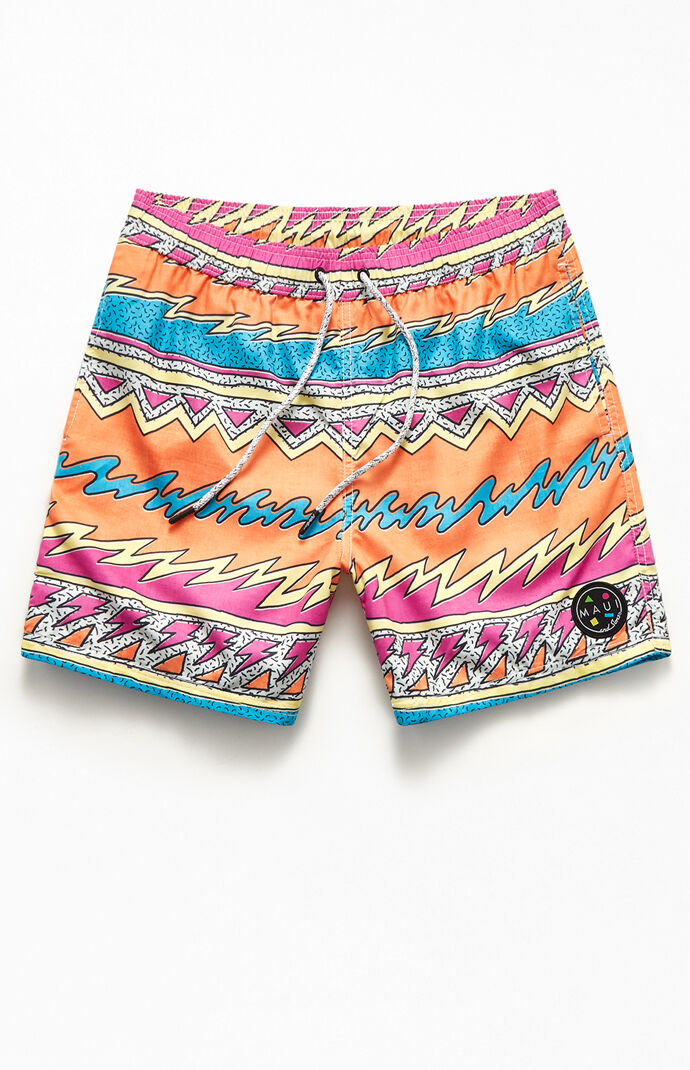 "Sherbert 17"" Swim Trunks"