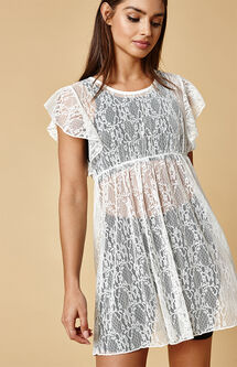 Laurin Babydoll Dress