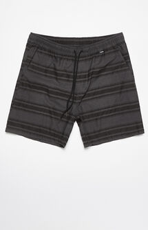 One And Only Striped Volley Walk Shorts