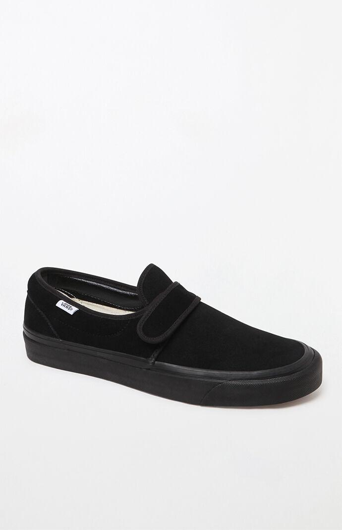 d4e2ef2ac65e Vans Anaheim Factory Slip-On 47 V DX Black Shoes