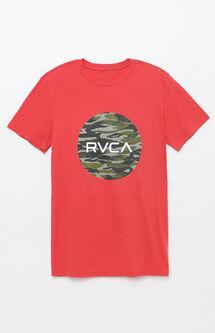 Water Camo Motors T-Shirt