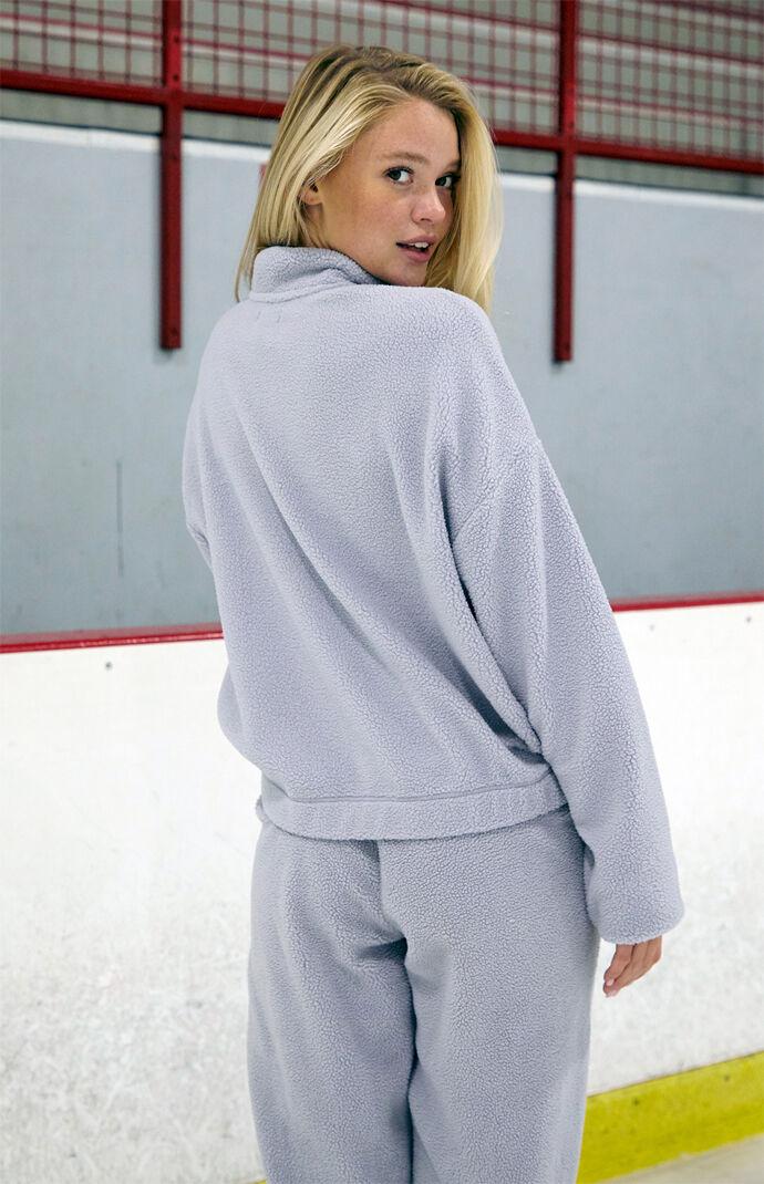 Playboy By PacSun College Half-Zip Sweatshirt at PacSun.com