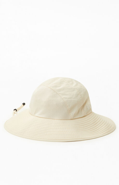 Tan Horizon Breeze Brimmer Hat