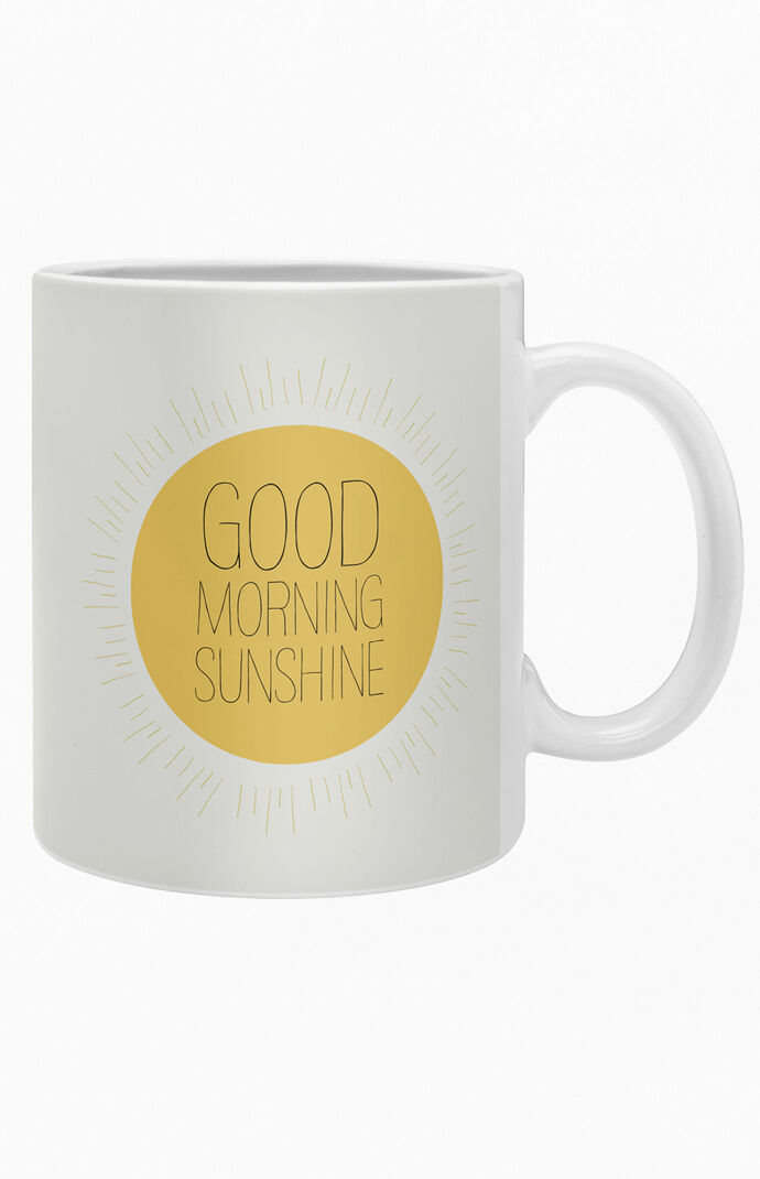 Morning Sunshine Coffee Mug