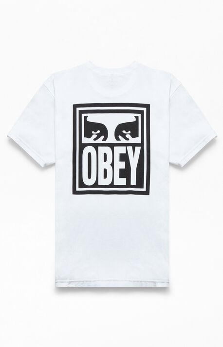 21a8f248f White Eyes Icon T-Shirt