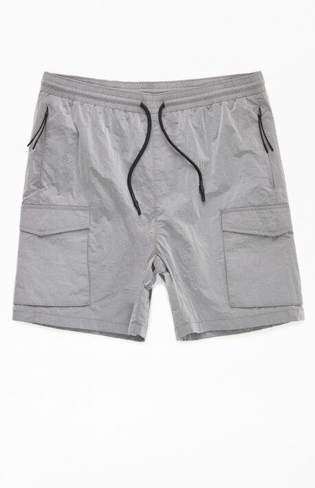 Casen Reflective Nylon Shorts