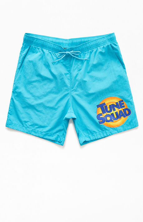 Tune Squad Nylon Shorts