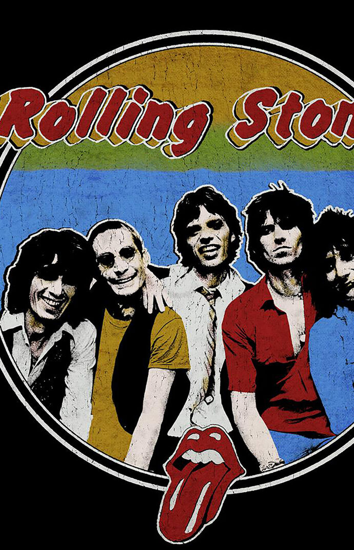 The Rolling Stones '78 Respectable T-Shirt