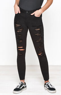 Low Rise Ankle Skinniest Jeans