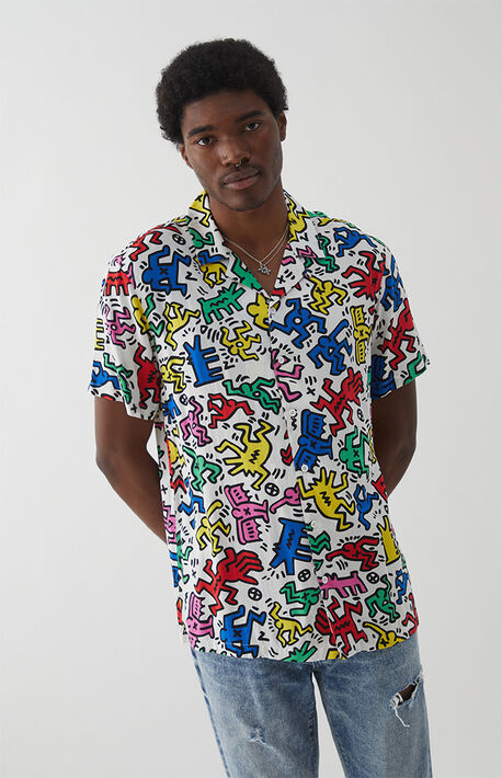 Keith Haring Camp Shirt