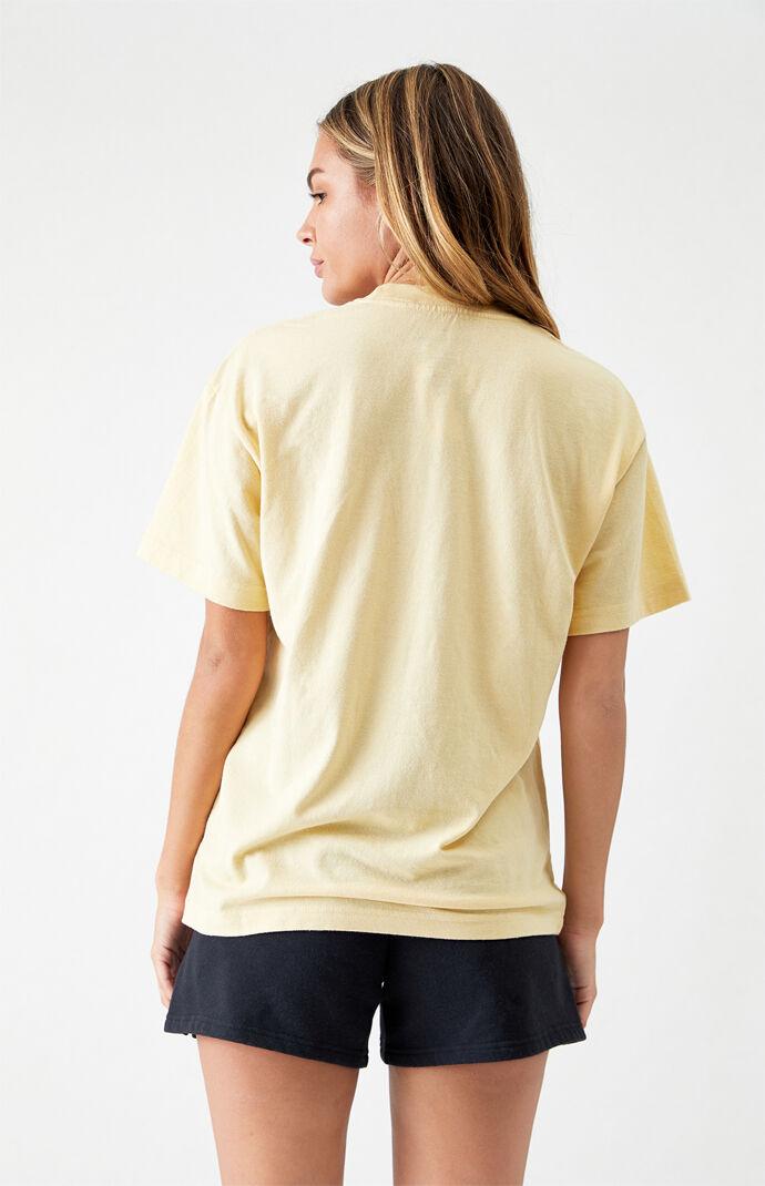 Sun Overlap Recycled Pocket T-Shirt