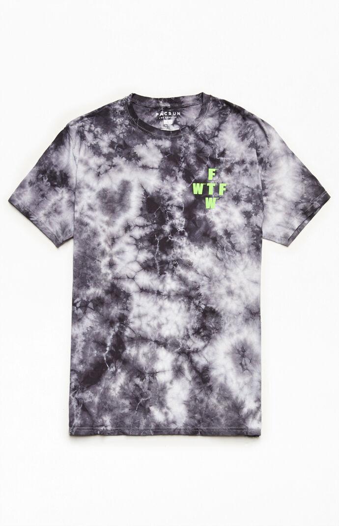 WTF Crystal Wash T-Shirt