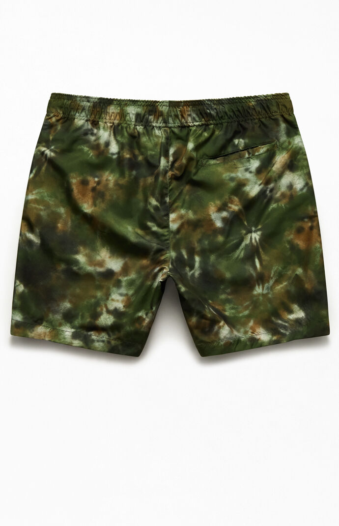 "By PacSun Woodland 17"" Swim Trunks"