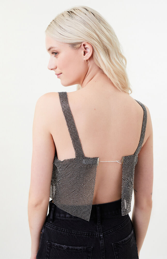 Chain Mail Tank Top