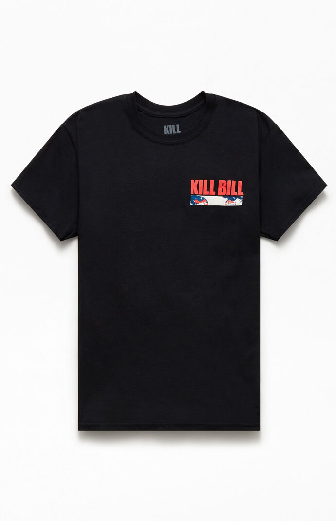 Kill Bill Anime T-Shirt