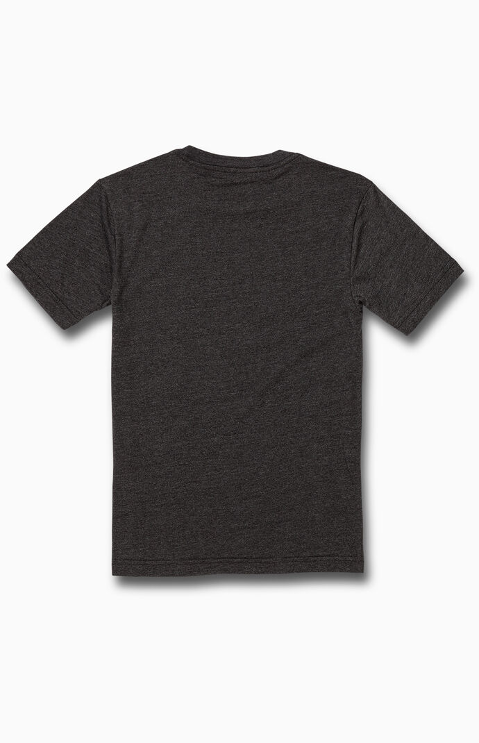 Layer Round T-Shirt