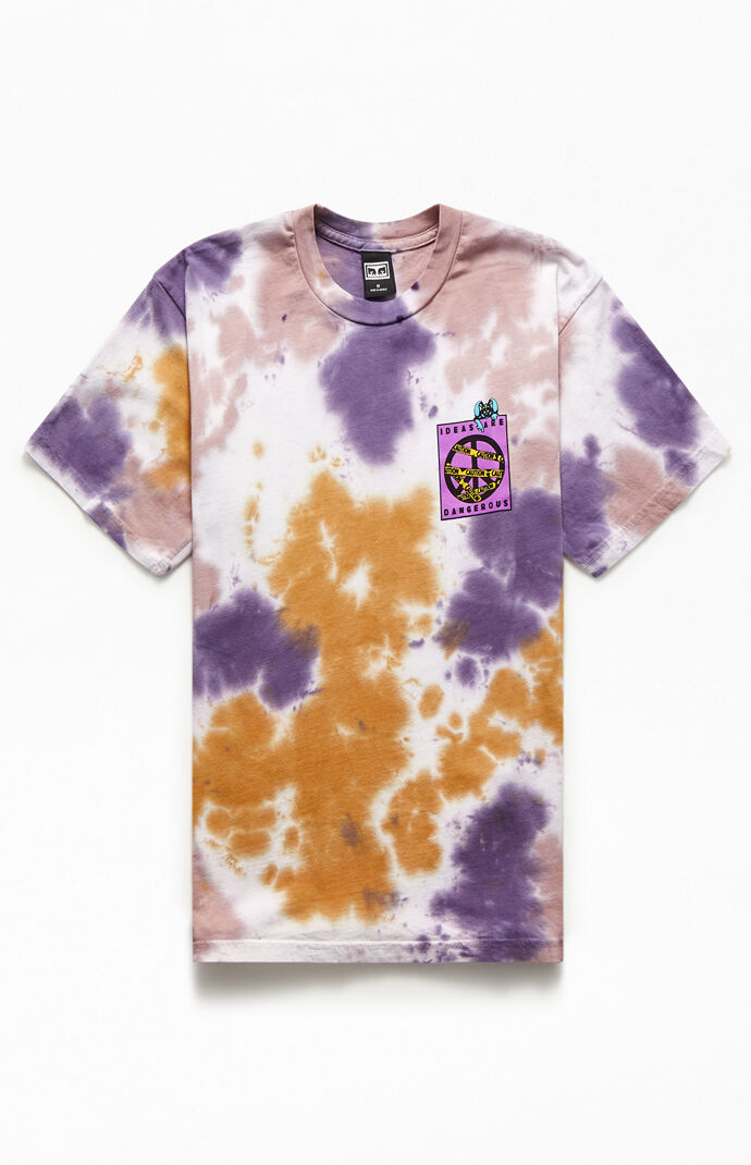 Tie-Dyed Ideas Are Dangerous T-Shirt