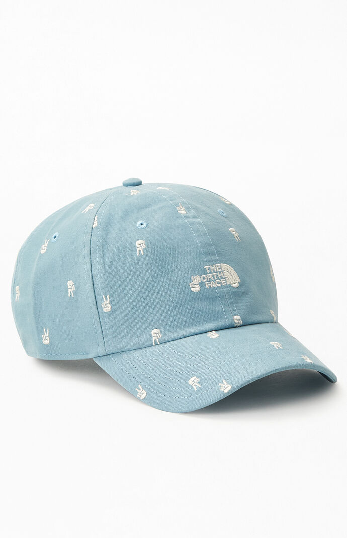 Washed Norm Strapback Dad Hat