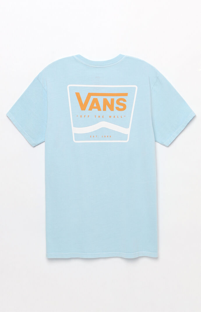 Boxed Side Stripe T-Shirt