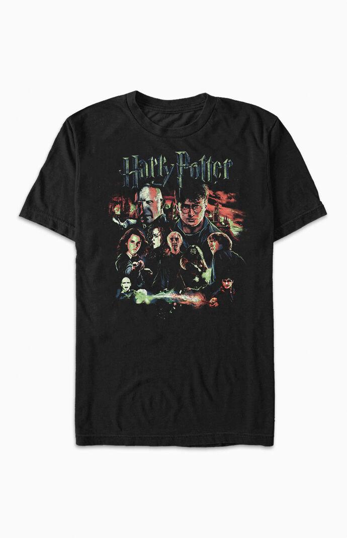 Harry Potter Poster T-Shirt