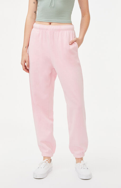 Pink Isabella Sweatpants