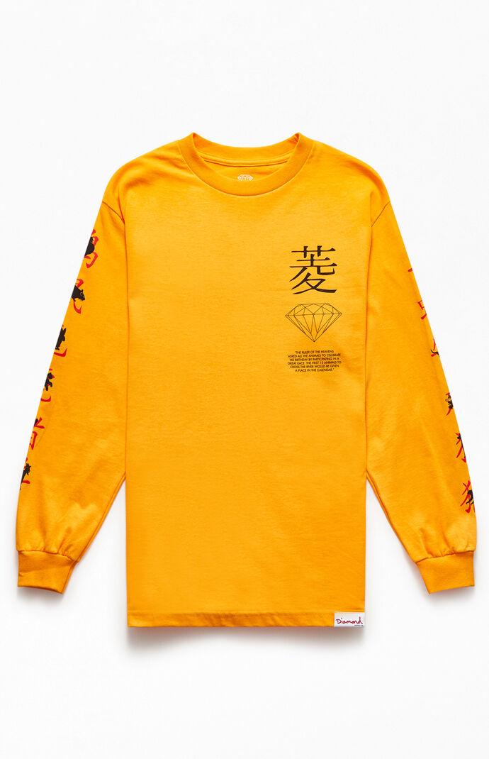 Chinese Zodiac Long Sleeve T-Shirt