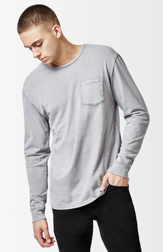 Regal Long Sleeve Regular Pocket T-Shirt