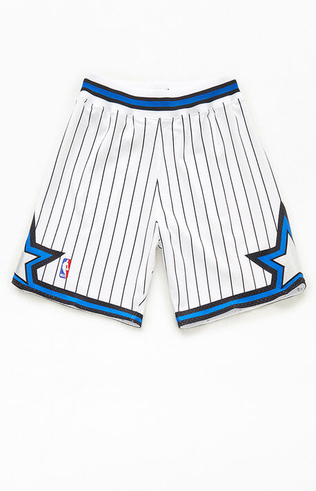 Magic Authentic Basketball Shorts