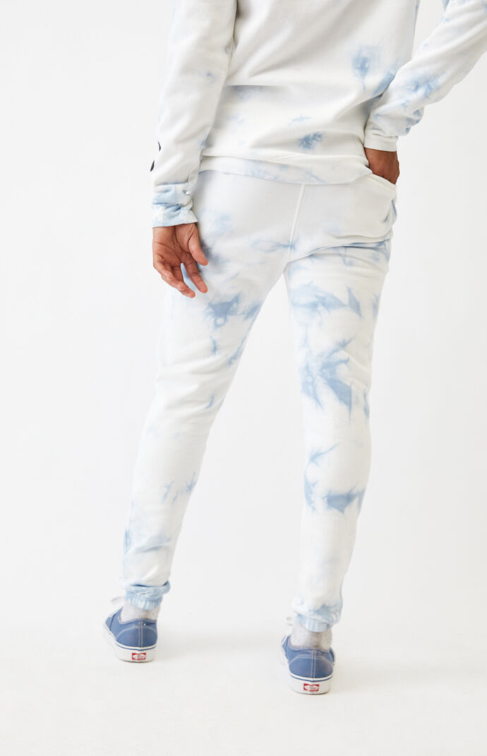 Tie-Dyed It's A Wonderful Life Sweatpants