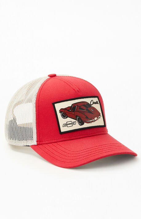 Corvette Trucker Hat