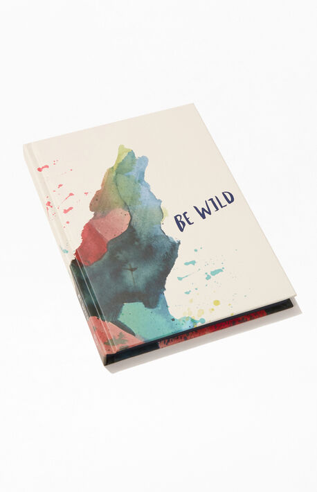 Be Wild Notebook