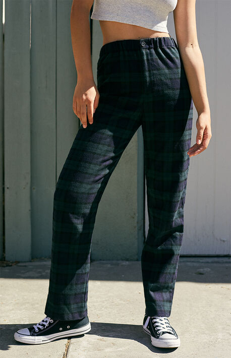 Plaid Tilden Pants