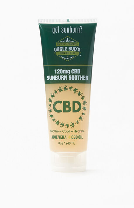 CBD Sunburn Soother