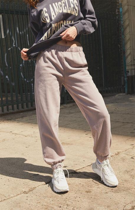 Mauve Rosa Sweatpants