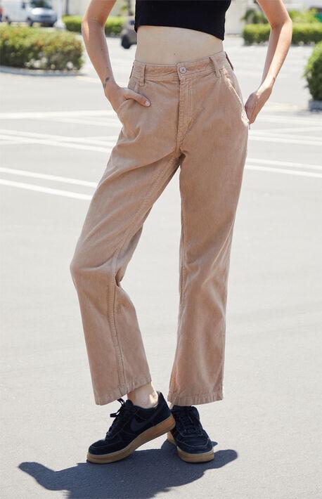 Sunny Corduroy Pants