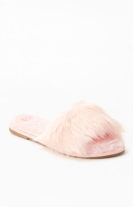 Women's Dreamy Fuzzy Slippers