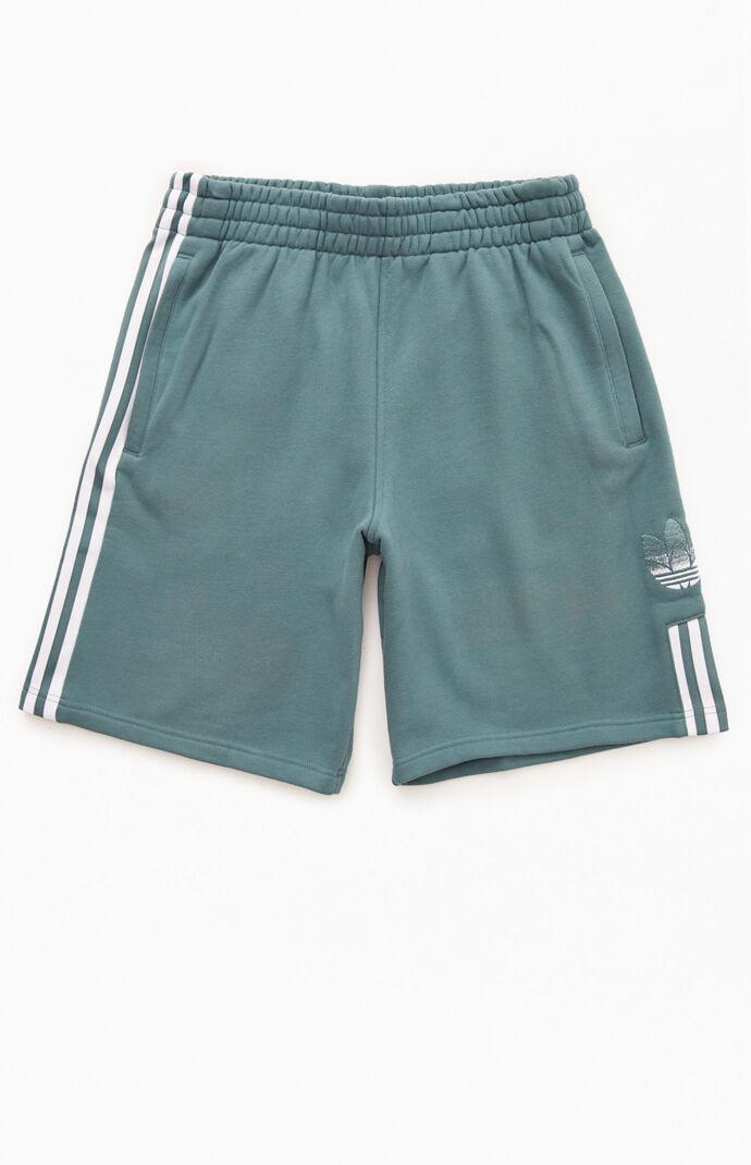 Adicolor 3D Trefoil Ombre Sweat Shorts