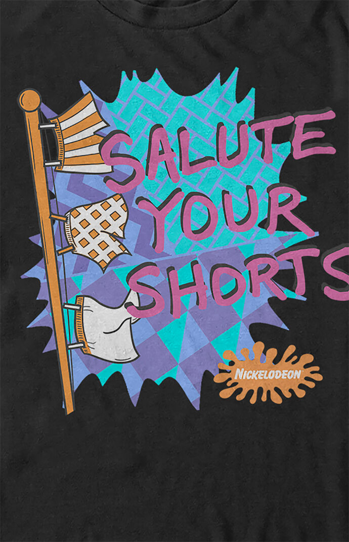 Salute Your Shorts Poster T-Shirt