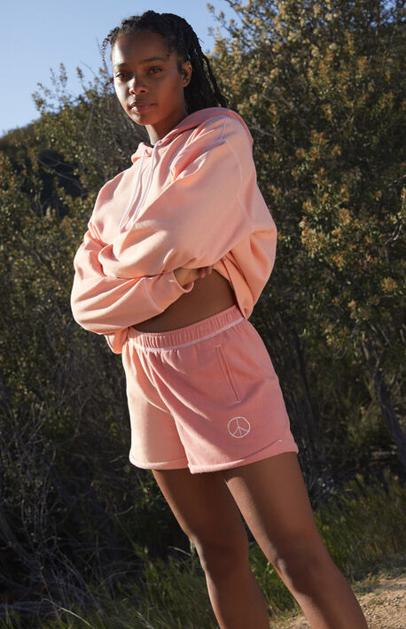 Eco Hailey Sweat Shorts