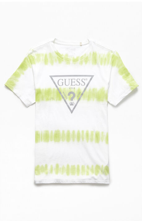 Reflective Tie-Dyed T-Shirt