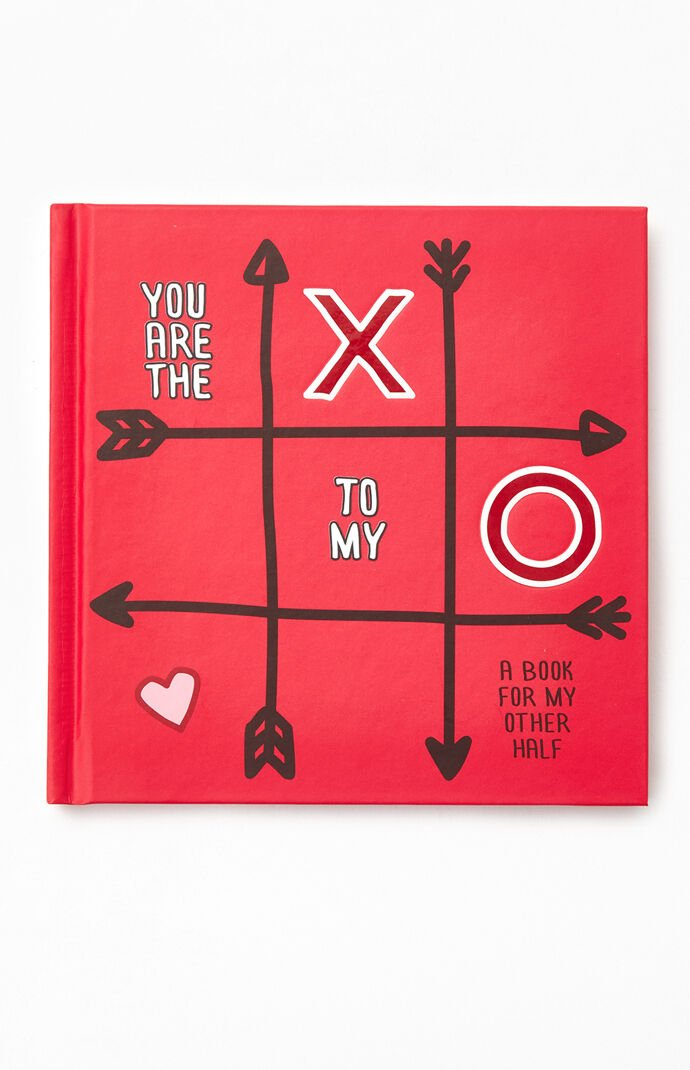Ur the X to My O Book