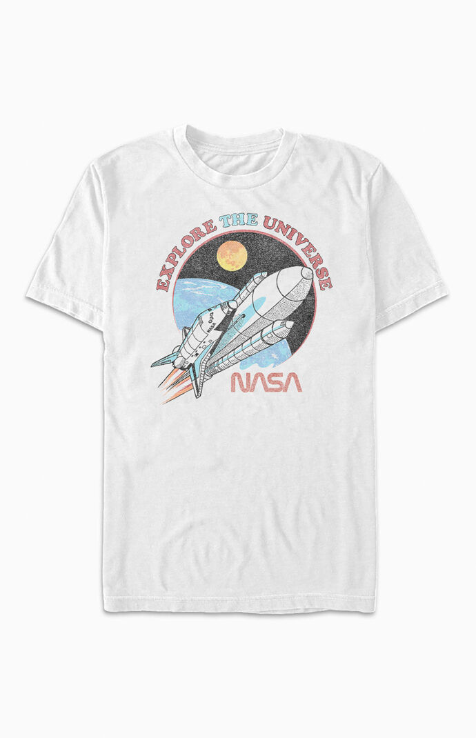 NASA Explore The Universe T-Shirt