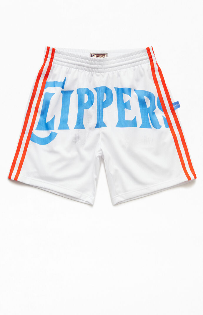 Big Face Clippers Basketball Shorts