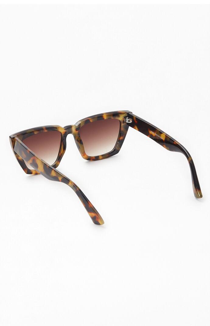 The Baldwin Tortoiseshell Sunglasses