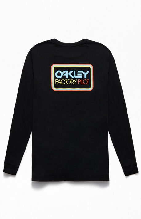 Factory Pilot Long Sleeve T-Shirt