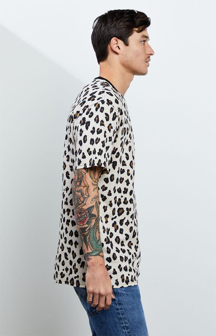Borneo Leopard Print T-Shirt