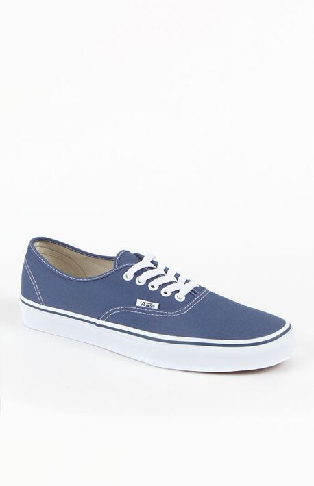 Authentic Navy Sneaker
